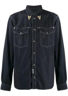 Versace double pocket shirt