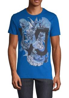 Versace Eletric Logo T-Shirt