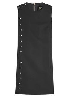 Versace Embellished Shift Dress