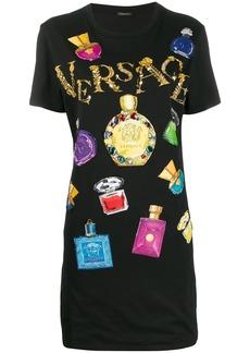Versace embellished T-shirt