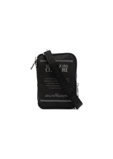 Versace Etichetta messenger bag