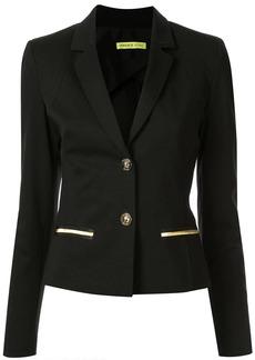 Versace fitted blazer