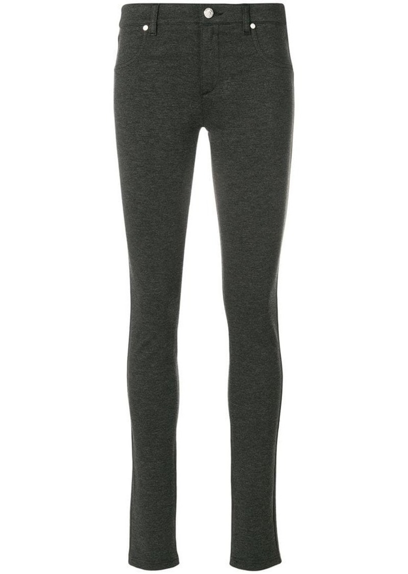 Versace five pocket trousers