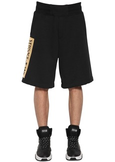 Versace French Terry Shorts