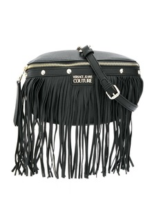 Versace fringe detail belt bag