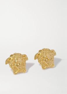 Versace Gold-tone Earrings