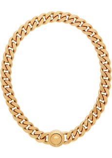 Versace Gold Tribute Necklace