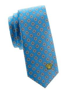 Versace Graphic Silk Tie