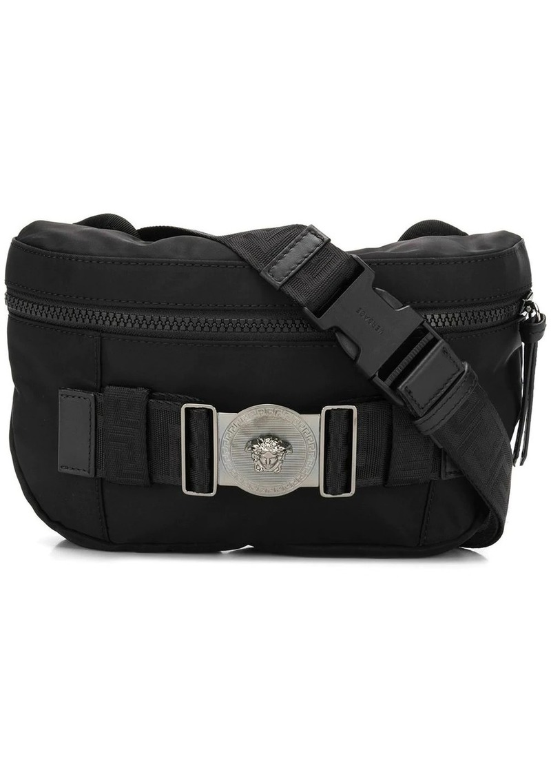 Versace greca ribbon belt bag