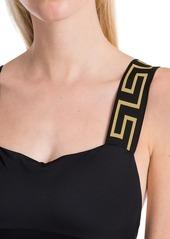 Versace Greca One-Piece Swimsuit