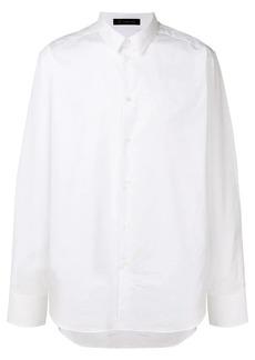 Versace Greca texture shirt
