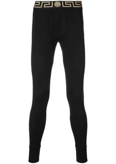 Versace Greca waistband leggings