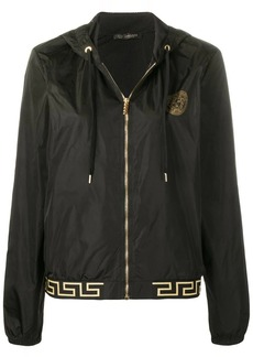 Versace Greek Key trim sports jacket