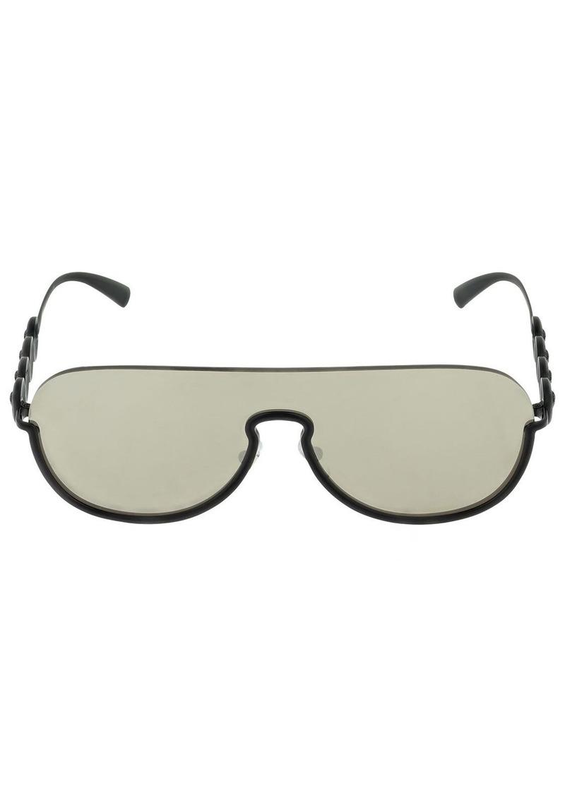 Versace Heritage Medusa Metal Mask Sunglasses