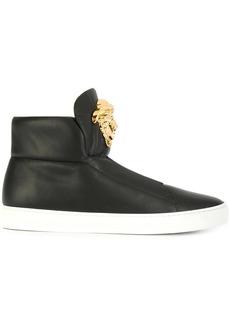 Versace hi-top Palazzo sneakers