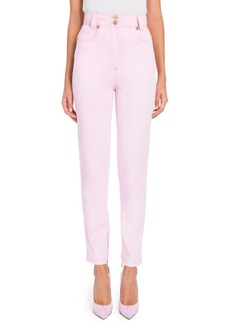 Versace High-Rise Jeans