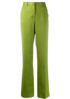 Versace high-waisted trousers