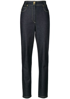 Versace high waisted jeans