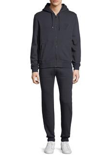 Versace Hooded Zip-FrontTracksuit