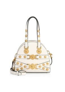 Versace Small Tribute Medallion Handbag