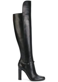 Versace knee-length boots