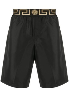 Versace knee-length swimming trunks