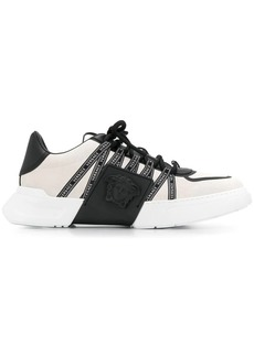 Versace lateral Medusa low-top sneakers