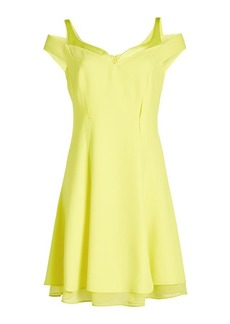 Versace Layered Dress