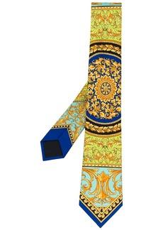 Versace Le Pop Classique silk tie