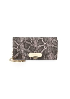 Versace Leather Chain Wallet