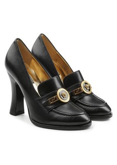 Versace Leather Pumps