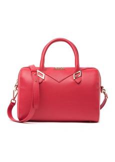 Versace Leather Satchel