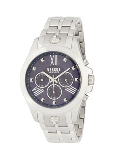 Versace Lion Stainless Steel Chronograph Watch