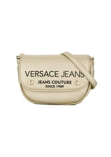 Versace logo cross-body bag