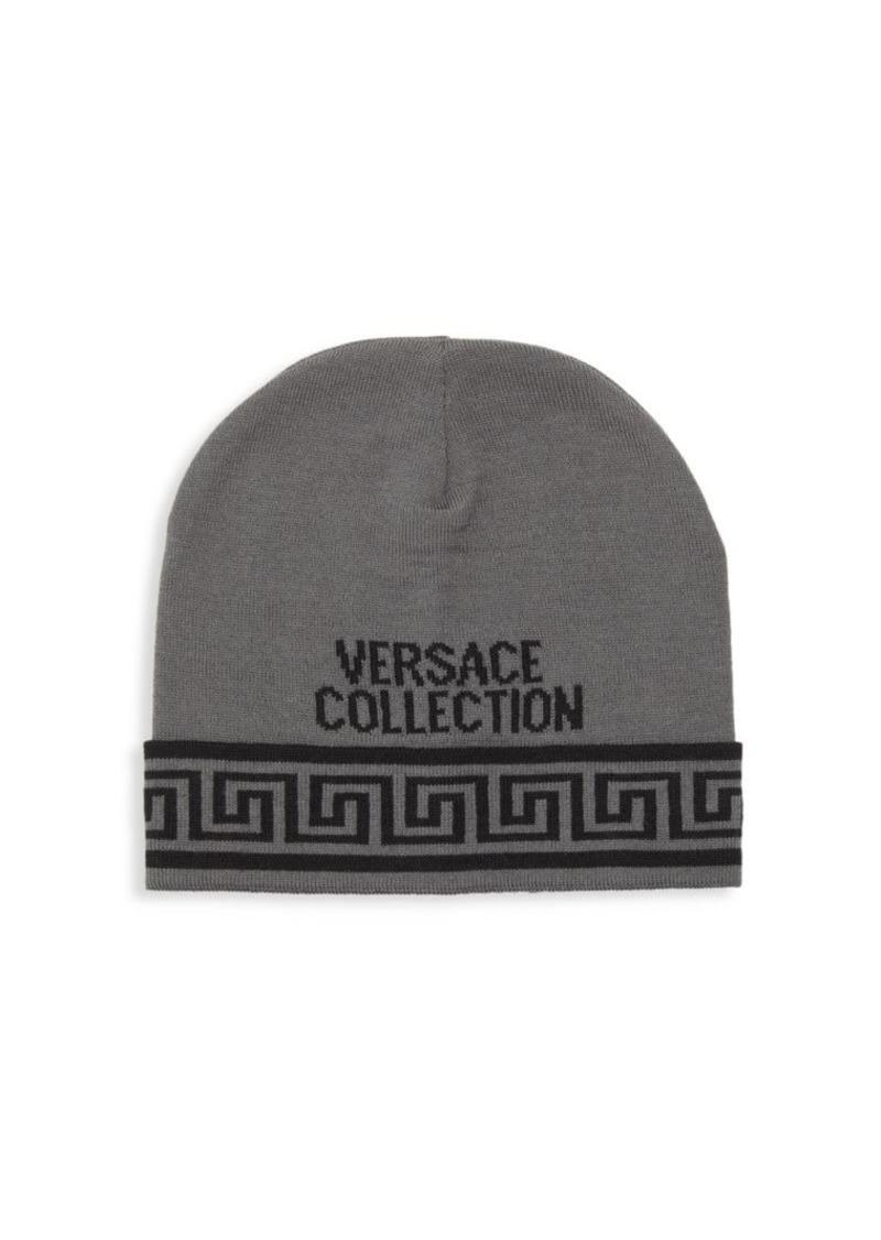 Versace Logo Greca Hat