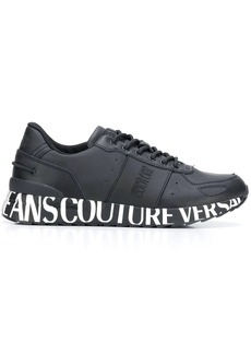 Versace logo sole sneakers