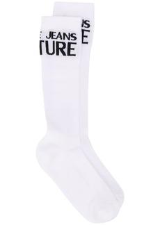 Versace logo sports socks