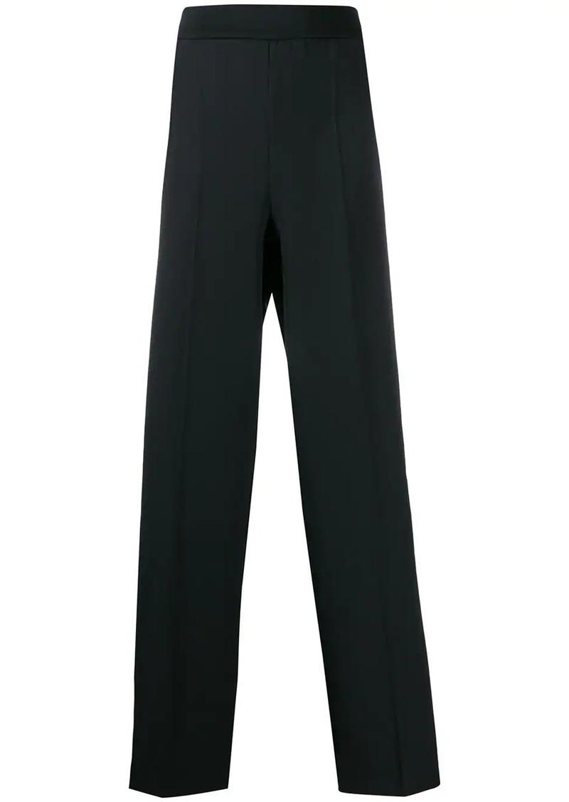 Versace logo trim cady sweatpansts