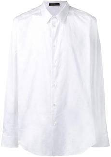 Versace long-sleeved shirt