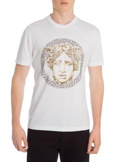 Versace Medusa Crest Shine T-Shirt