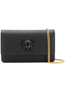 Versace Medusa Head clutch bag