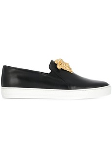 Versace medusa head skate shoes