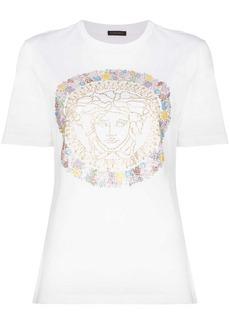 Versace Medusa Icon print T-shirt