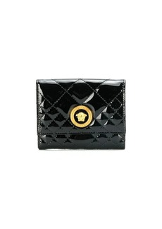 Versace Medusa Icon quilted purse