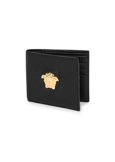 Versace Medusa Leather Wallet