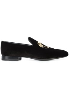Versace Medusa loafers
