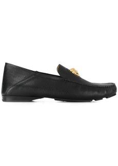 Versace Medusa medallion loafers