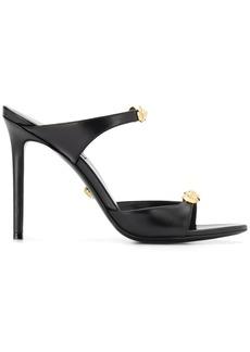Versace Medusa medallion sandals