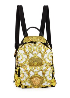 Versace Medusa Nylon Backpack