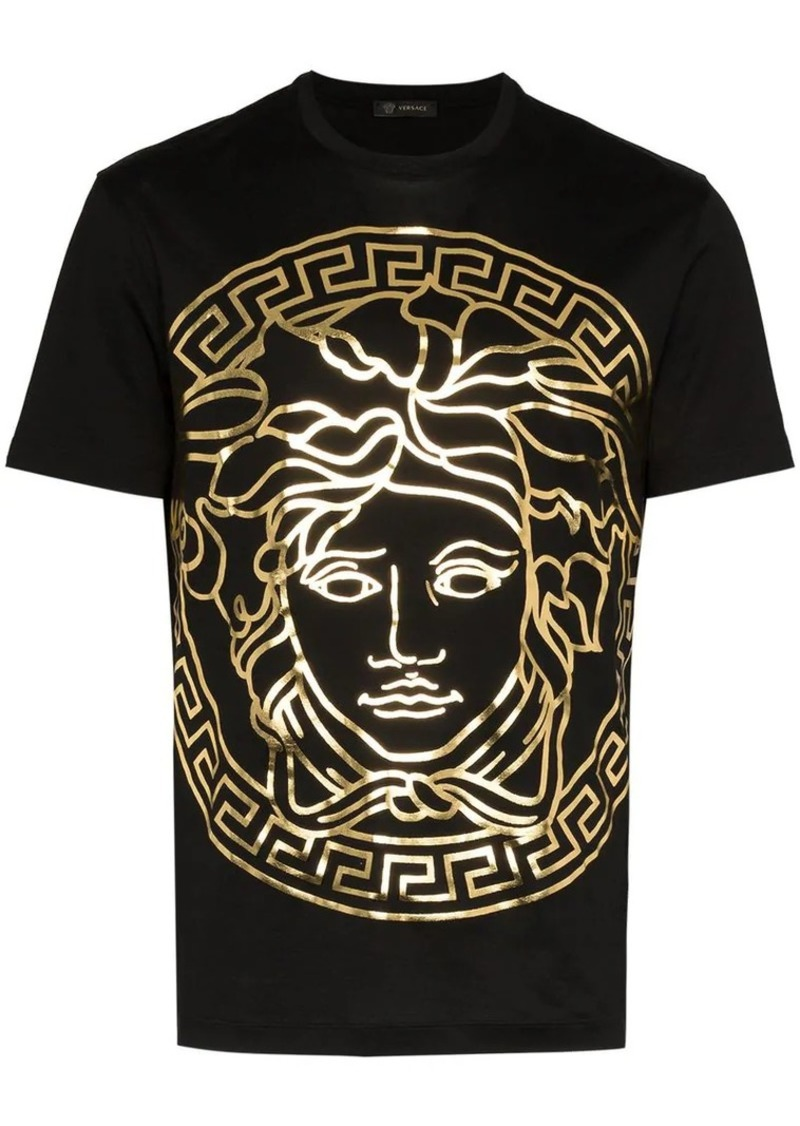 5f8a2bf395 Medusa print T-shirt